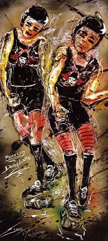 Rum City Derby Dolls