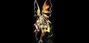 Sun Fire fairy